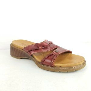 Timberland Leather Sandals size 7.5 Smart Comfort